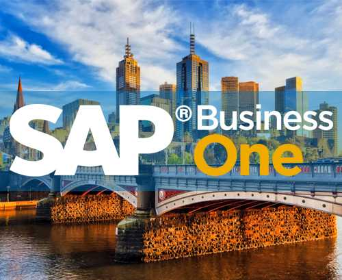 SAP Business One,SBO,SAP B1,SAP ERP